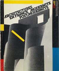Architectures en France - Centre de Création Industrielle (ISBN 9782858501144)
