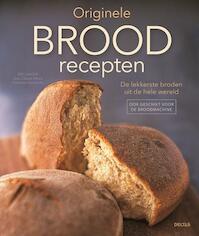 Originele brood recepten - Eric Kayser, Jean-Claude Ribaut, Fabienne Gambrelle (ISBN 9789044740554)