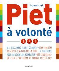 Piet à volonté - Piet Huysentruyt (ISBN 9789401446419)