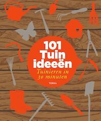 101 Tuinideeën - Jenny Hendy (ISBN 9789089896407)