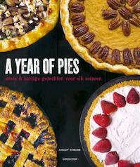 A year of pies - Ashley English (ISBN 9789461430946)