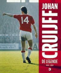 Johan Cruijff: Legende - Matty Verkamman, Jaap Visser, Edwin Winkels, Johan Derksen (ISBN 9789491555183)