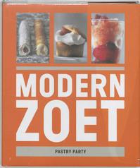 Pastry Party / Modern zoet - Pieter van Doveren (ISBN 9789077695555)