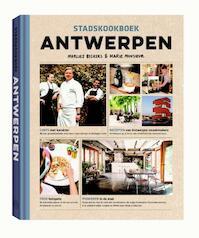 Stadskookboek Antwerpen - Marlies Beckers, Marie Monsieur (ISBN 9789057678219)