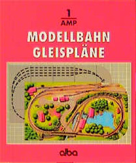 Modellbahn - Gleispläne - Joachim M. Hill (ISBN 9783870945992)
