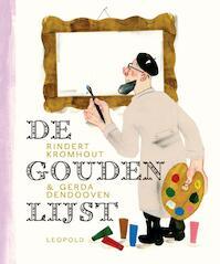 De gouden lijst - Rindert Kromhout (ISBN 9789025869540)