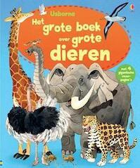 Grote boek over grote dieren - Unknown (ISBN 9781409545071)