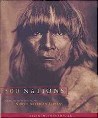 500 nations - Alvin M. Josephy (ISBN 0712674217)