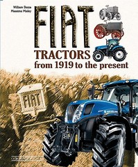 Fiat Tractors - William Dozza (ISBN 9788879115360)