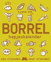 Borrelhapjeskalender (ISBN 9789079961603)