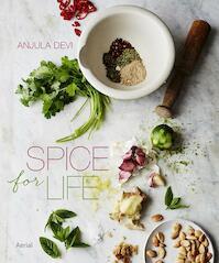 Spice for life - Anjula Devi (ISBN 9789402601930)