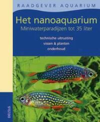 Het nanoaquarium - Ulrich Schliewen, Jakob Geck (ISBN 9789044723618)