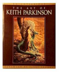 KnightsBridge - The art of Keith Parkinson - Keith Parkinson, Terry Brooks (ISBN 9781887569132)