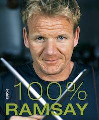 100 procent Ramsay + DVD - Gordon Ramsay (ISBN 9789043909518)