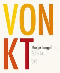 Vonkt - Marije Langelaar (ISBN 9789029511681)