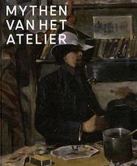 Mythen van het atelier. Omslag Toorop - M. Jonkman, Mayken Jonkman (ISBN 9789089102454)
