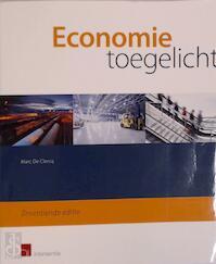 Economie toegelicht - Marc De Clercq (ISBN 9789400006348)