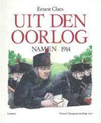 Uit den oorlog namen 1914 - Claes (ISBN 9789020916812)