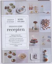Kookstudio / Feestelijke recepten - Delphine de Montalier (ISBN 9789089891341)
