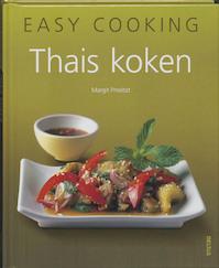 Thais koken - Margit Proebst (ISBN 9789044725551)