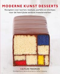 Moderne kunst desserts - Caitlin Freeman (ISBN 9789089896278)