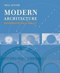 Modern Architecture - Neil Levine (ISBN 9780300145670)