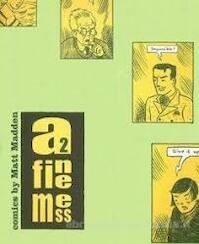 A Fine Mess #2 - Matt Madden (ISBN 9781891867750)