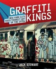 Graffiti Kings - Jack Stewart (ISBN 9780810975262)