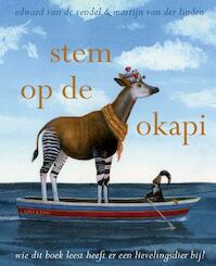 Stem op de okapi - Edward van de Vendel (ISBN 9789045117324)
