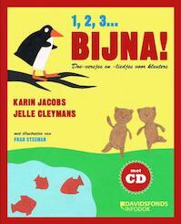 1,2,3 bijna - Karin Jacobs, Jelle Cleymans (ISBN 9789059084063)