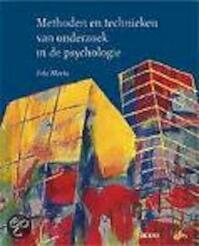 Methoden en technieken van onderzoek in de psychologie - Etta Maris (ISBN 9789033452932)