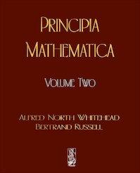 Principia Mathematica - Alfred North Whitehead, Bertrand Russell (ISBN 9781603861830)