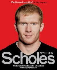 Scholes - Paul Scholes (ISBN 9780857206084)