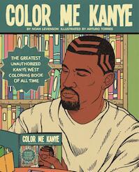 Color me Kanye - Noah Levenson (ISBN 9789048841998)
