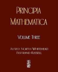 Principia Mathematica - Alfred North Whitehead, Bertrand Russell (ISBN 9781603861847)