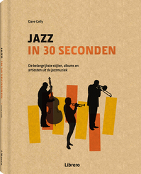 Jazz in 30 seconden (ISBN 9789089986979)