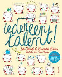 Iedereen talent! - Luk Dewulf, Brunhilde Borms (ISBN 9789401446921)