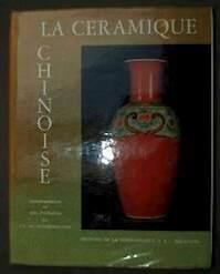 La céramique chinoise - Jules Pierre van Goidsenhoven
