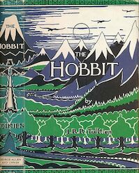 The Hobbit - J.R.R. Tolkien (ISBN 9780048230690)