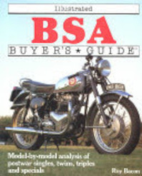 Illustrated BSA Buyer's Guide - Roy Bacon (ISBN 9780951420416)