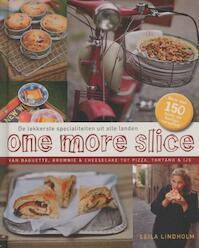 One more slice - Leila Lindholm (ISBN 9789023013402)