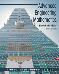 Advanced Engineering Mathematics - Erwin Kreyszig (ISBN 9780470646137)