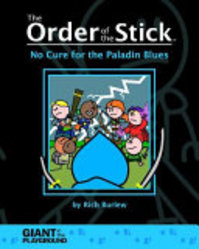 The Order of the Stick - Giant In The Playground (ISBN 9780976658030)