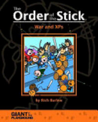 The Order of the Stick - Giant In The Playground (ISBN 9780976658054)
