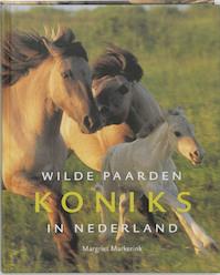 Koniks, wilde paarden in Nederland - M. Markerink (ISBN 9789074648868)