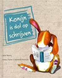 Konijn is dol op schrijven (ISBN 9781472322456)