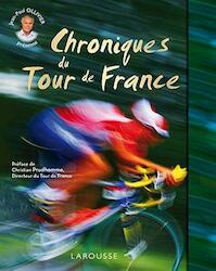 Chroniques du tour de France (100e édition) - J. P. Ollivier (ISBN 9782035893178)