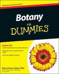Botany for Dummies - Rene Fester Kratz (ISBN 9781118006726)