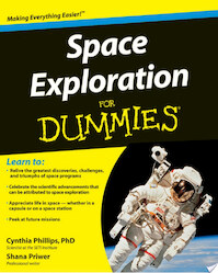 Space Exploration For Dummies® - Phd Cynthia Phillips, Shana Priwer (ISBN 9780470549742)
