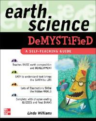 Earth Science Demystified - Linda D. Williams (ISBN 9780071434997)